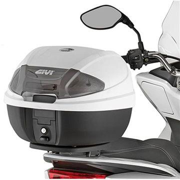 Resim Givi Sr1136 Honda Pcx 125-150 (10-15) Motosiklet Arka Çanta Taşıyıcı
