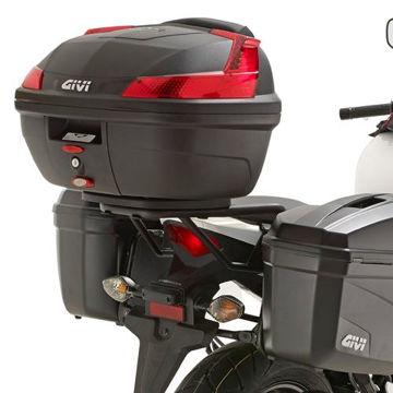 Resim Givi Sr1119 Honda Cb 500f - Cbr 500r (13-15) Motosiklet Arka Çanta Taşıyıcı