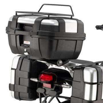 Resim Givi Sr1110 Honda Crosstourer 1200 (12-15) Motosiklet Arka Çanta Taşıyıcı