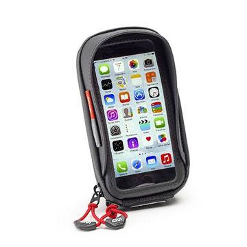 Resim Givi S956b Universal Gps ve Telefon Kılıfı Iphone 6-Galaxy A5