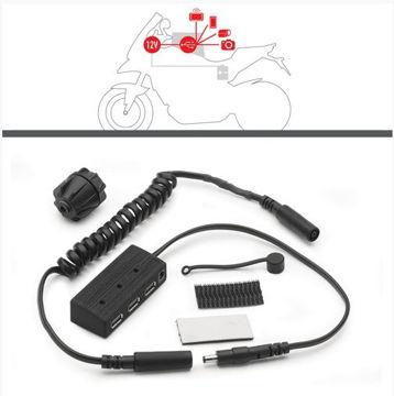 Resim Givi S111 Motosiklet Güç Soketı (Usb)
