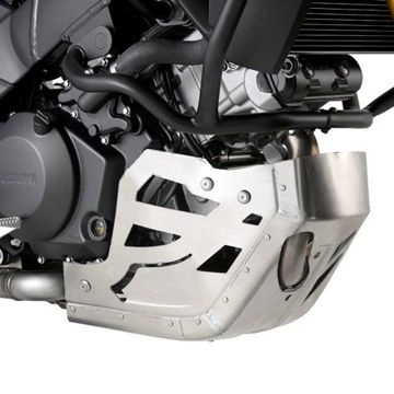 Resim Givi RP3105 Suzuki DL 1000 V-strom (14-15) Motosiklet Karter Koruma