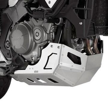Resim Givi Rp1141 Honda Crosstourer 1200 Dct (12-15) Motosiklet Karter Koruma