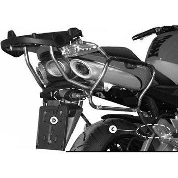 Resim Givi Plx538 Suzuki Gsr 600 (06-11) Motosiklet Yan Çanta Taşıyıcı