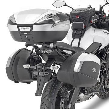 Resim Givi Plx4114 Kawasaki Versys 650 (15) Motosiklet Yan Çanta Taşıyıcı