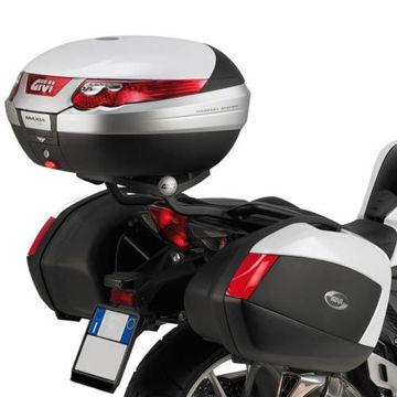 Resim Givi Plx209 Honda Vfr 1200f (10-15) Motosiklet Yan Çanta Taşıyıcı
