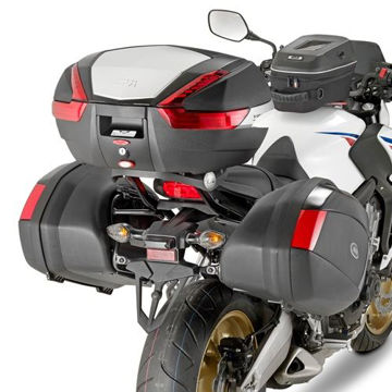 Resim Givi Plx1137 Honda Cb 650f - Cbr 650f (14-15) Motosiklet Yan Çanta Taşıyıcı