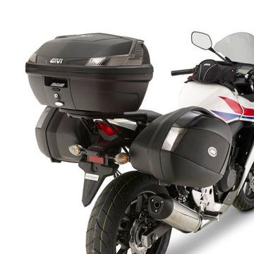 Resim Givi Plx1119 Honda Cb 500f - Cbr 500r (13-15) Motosiklet Yan Çanta Taşıyıcı