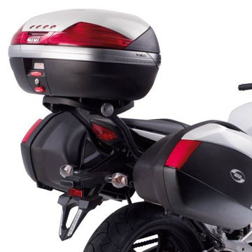 Resim Givi Plx1102 Honda Cbr 600f - Hornet Cb 600 (11-13) Motosiklet Yan Çanta Taşıyıcı