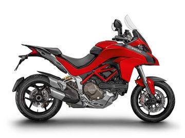 Resim Givi Plr7406Cam Ducati Multistrada 1200 (15) Motosiklet Yan Çanta Taşıyıcı