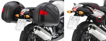 Resim Givi Plr692 Bmw K 1200S (05-08) - K 1300S (09-15) Motosiklet Yan Çanta Taşıyıcı