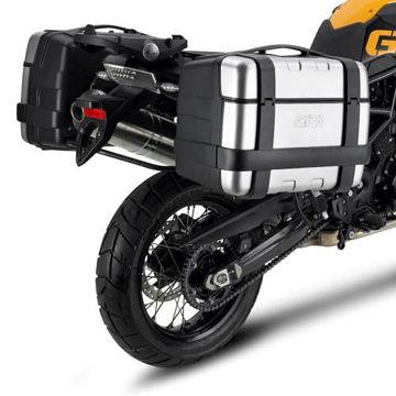 Resim Givi Pl690 Bmw F 650gs - F 800gs (08-11) Motosiklet Yan Çanta Taşıyıcı
