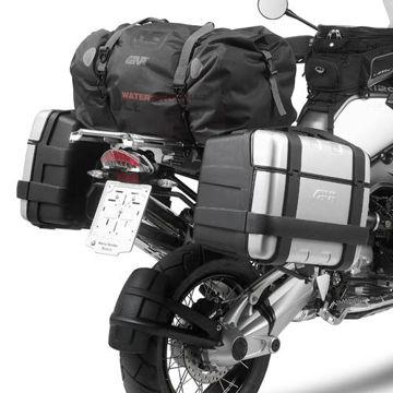 Resim Givi Pl685 Bmw R 1200GS Adventure (06-13) Motosiklet Yan Çanta Taşıyıcı