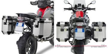 Resim Givi Pl5108CAM BMW R 1200 GS - R 1200 GS Adventure (13-15) Motosiklet Yan Çanta Taşıyıcı