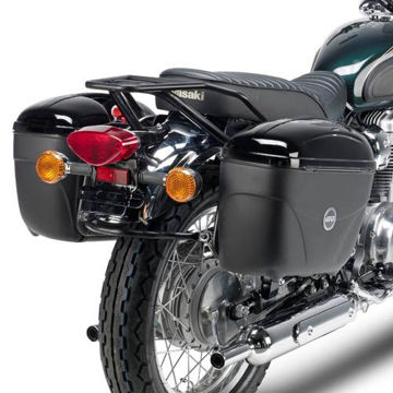 Resim Givi Pl4101 Kawasaki W 800 (11-15) Motosiklet Yan Çanta Taşıyıcı