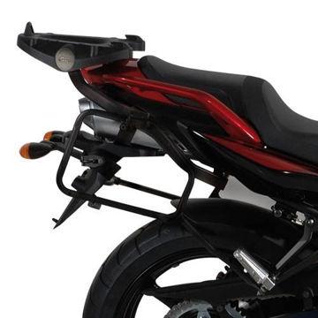 Resim Givi Pl360 Yamaha Fz6 S2 - Fz6 600 Fazer S2 (07-11) Motosiklet Yan Çanta Taşıyıcı