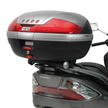 Resim Givi E531 Suzuki Burgman 400 (06-15) Motosiklet Arka Çanta Taşıyıcı