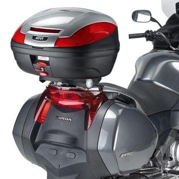 Resim Givi E221M Honda NT 700 Deauville (06-12) Motosiklet Arka Çanta Taşıyıcı