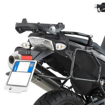 Resim Givi E194 Bmw F 650 GS - F 800 GS (08-11) Motosiklet Arka Çanta Taşıyıcı