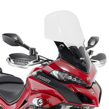 Resim Givi D7406ST Ducatı Multıstrada 1200 (15) Motosiklet Rüzgar Siperliği
