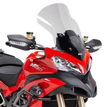 Resim Givi D7401ST Ducatı Multıstrada 1200 (13-14) Motosiklet Rüzgar Siperliği