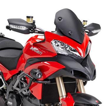 Resim Givi D7401NO Ducatı Multıstrada 1200 (13-14) Motosiklet Rüzgar Siperliği