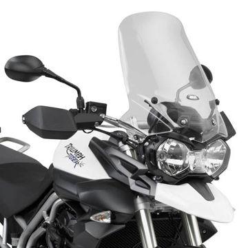 Resim Givi D6401KİT Trıumph Tıger 800 - tıger 800 XC (11-15) Motosiklet Rüzgar Siperliği Bağlantısı