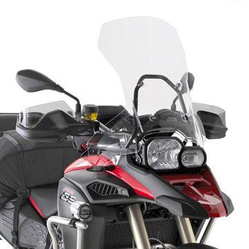 Resim Givi D5110ST Bmw F 800 GS Adventure (13-15) Motosiklet Rüzgar Siperliği