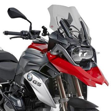 Resim Givi D5108B Bmw R 1200 GS (13-15) Motosiklet Rüzgar Siperliği