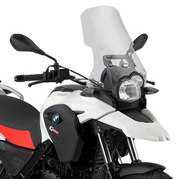 Resim Givi D5101ST Bmw G 650 GS (11-15) Motosiklet Rüzgar Siperliği