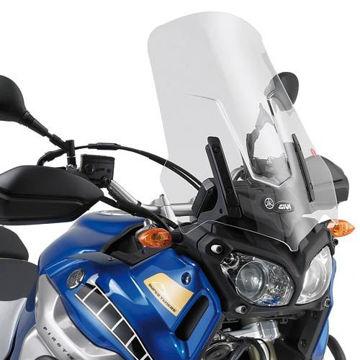 Resim Givi D447ST Yamaha XT 1200Z Super Tenere (10-15) Motosiklet Rüzgar Siperliği