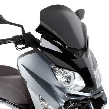Resim Givi D446B Yamaha X-MAX 125-250 (10-13) Motosiklet Rüzgar Siperliği