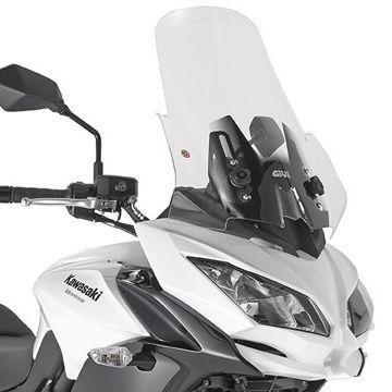 Resim Givi D4114ST Kawasakı Versys 650 (15) Motosiklet Rüzgar Siperliği