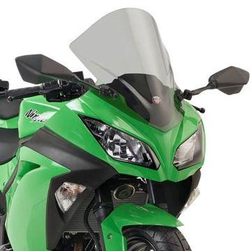 Resim Givi D4108S Kawasakı Ninja 300 (13-15) Motosiklet Rüzgar Siperliği