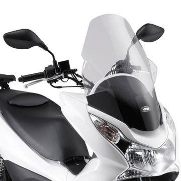Resim Givi D322ST Honda Pcx 125-150 (10-13) Motosiklet Rüzgar Siperliği
