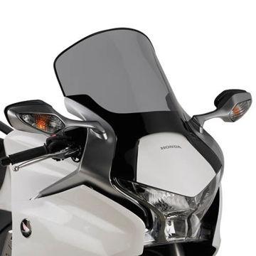 Resim Givi D321S Honda VFR 1200 F (10-15) Motosiklet Rüzgar Siperliği