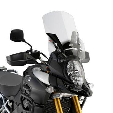 Resim Givi D3105ST Suzukı DL 1000 V-STROM (14-15) Motosiklet Rüzgar Siperliği