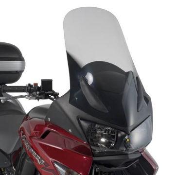 Resim Givi D300ST Honda XL 1000V Varadero (03-12) Motosiklet Rüzgar Siperliği