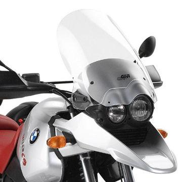 Resim Givi D233S Bmw R 1150GS (00-03) Motosiklet Rüzgar Siperliği