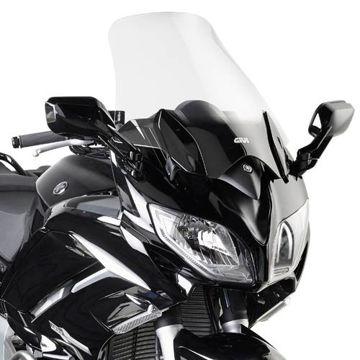 Resim Givi D2109ST Yamaha FJR1300 (13-15) Motosiklet Rüzgar Siperliği