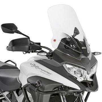 Resim Givi D1139ST Honda Crossrunner 800 (15) Motosiklet Rüzgar Siperliği