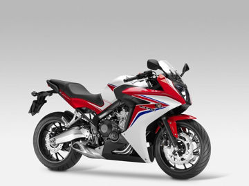 Resim Givi D1138S Honda CBR 650F (14-15) Motosiklet Rüzgar Siperliği