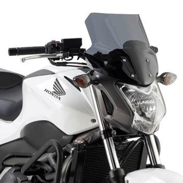 Resim Givi D1112S Honda NC 700 S - NC 750 S - NC 750 S DCT (12-15) Motosiklet Rüzgar Siperliği