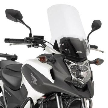 Resim Givi D1111ST Honda NC 700 X - NC 750 X - NC 750 X DCT (12-15) Motosiklet Rüzgar Siperliği