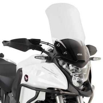 Resim Givi D1110ST Honda Crosstourer 1200 (12-15) Motosiklet Rüzgar Siperliği