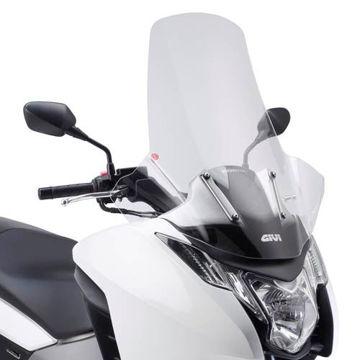 Resim Givi D1109ST Honda İntegra 700-750 (12-15) Motosiklet Rüzgar Siperliği