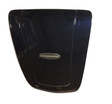 Resim Givi C340B508 Motosiklet Çanta Üstü Kapak Mavi B33-E300-E340
