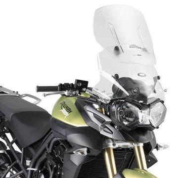 Resim Givi AF6401 Trıumph Tıger 800 - 800XC (11-15) Motosiklet Rüzgar Siperliği