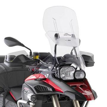 Resim Givi AF5110 Bmw F 800 GS Adventure (13-15) Motosiklet Rüzgar Siperliği