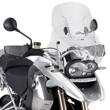 Resim Givi AF330 Bmw R 1200 GS (04-12) Motosiklet Rüzgar Siperliği